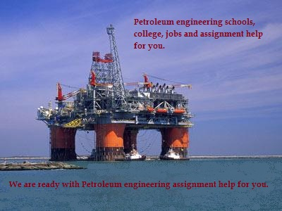 Petroleum Engineering writer assistance