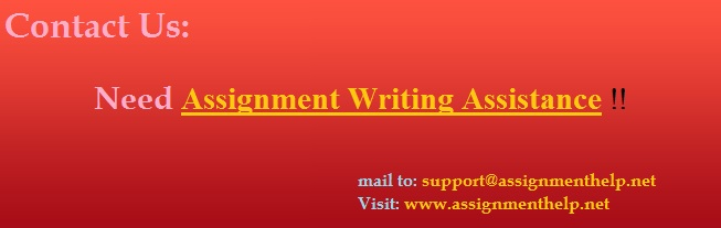 Writing Assignment Examples