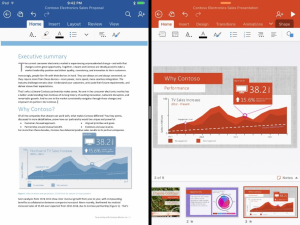 office for ipad pro