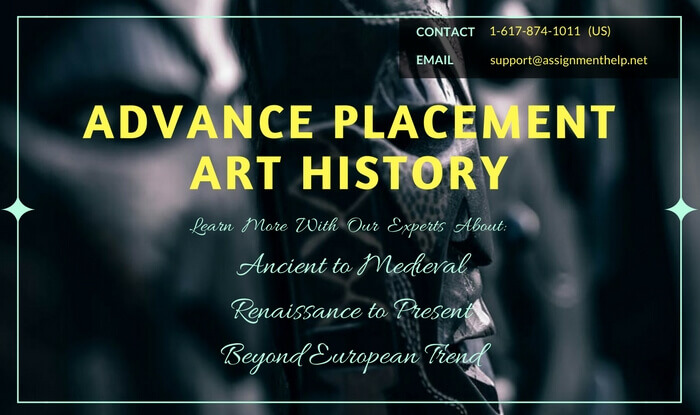 AP Art History Assignment Help