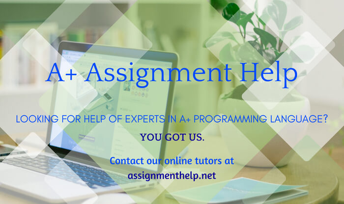 Aplus Assignment Help
