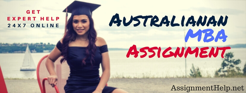 Australian MBA assignment