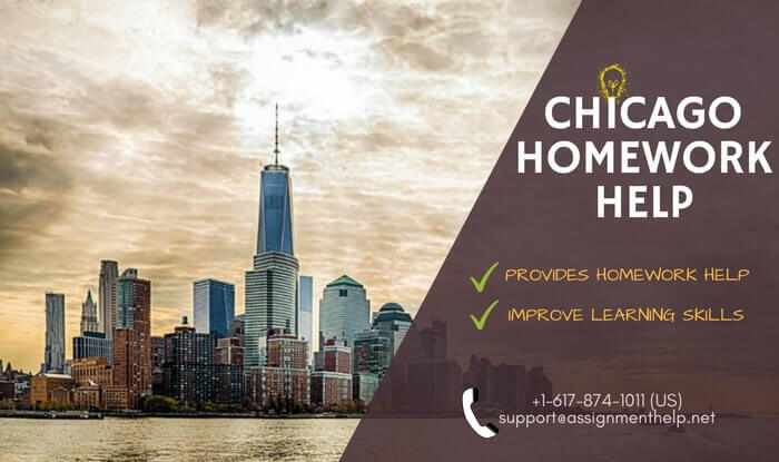 Chicago Homework Help