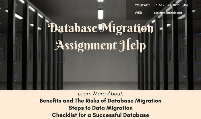Database migration Assignment Help