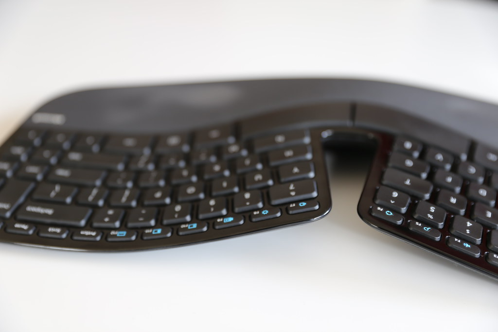 Ergonomics Keyboard
