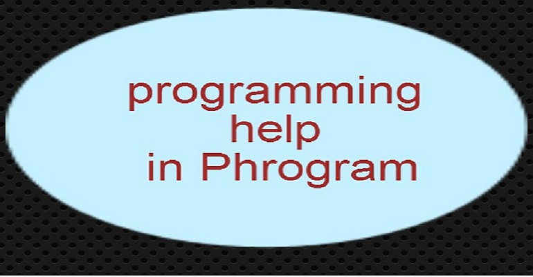 programing help Don't let programming classes mess up your life permanently save your time and money with our pros get discount and free time at once.