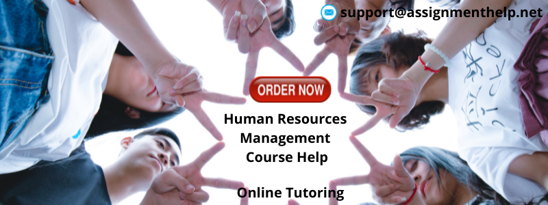 Human Resources Assignment Help