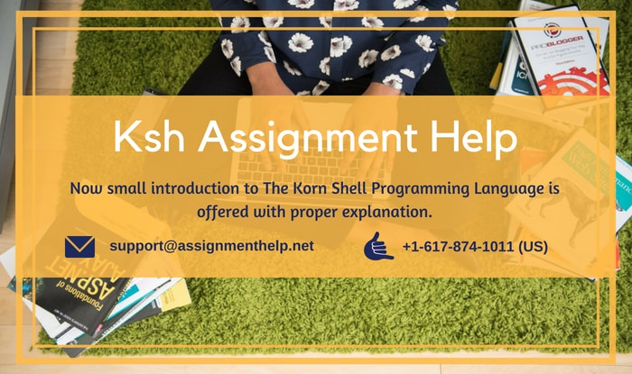 ksh Assignment Help