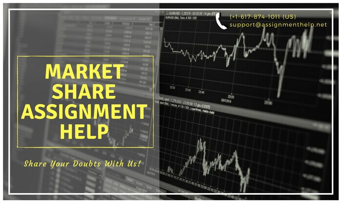 Market Share Assignment Help