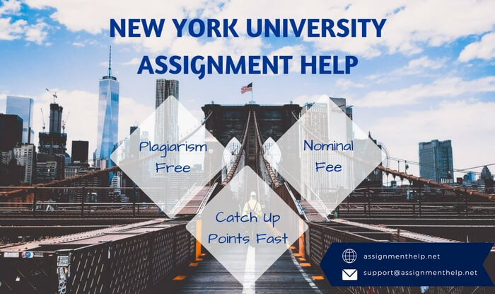 New York University Assignment Help