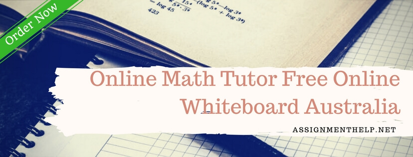 online math tutor from australia