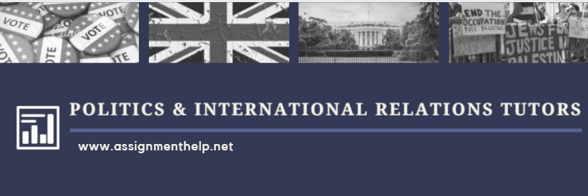 politics international relations tutors