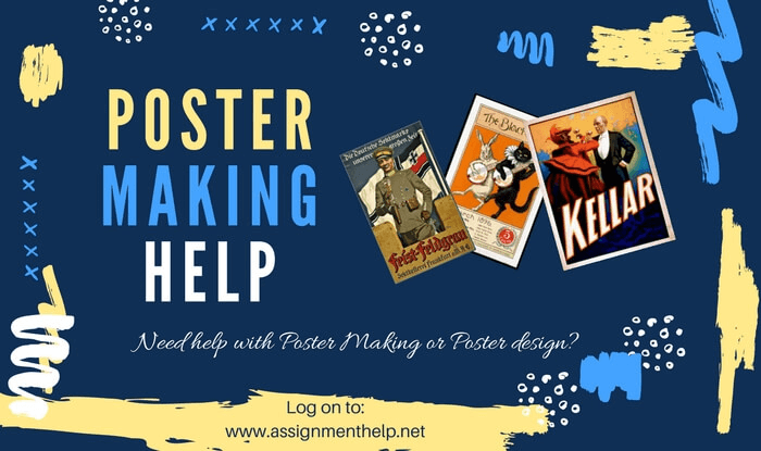 Poster Making Help
