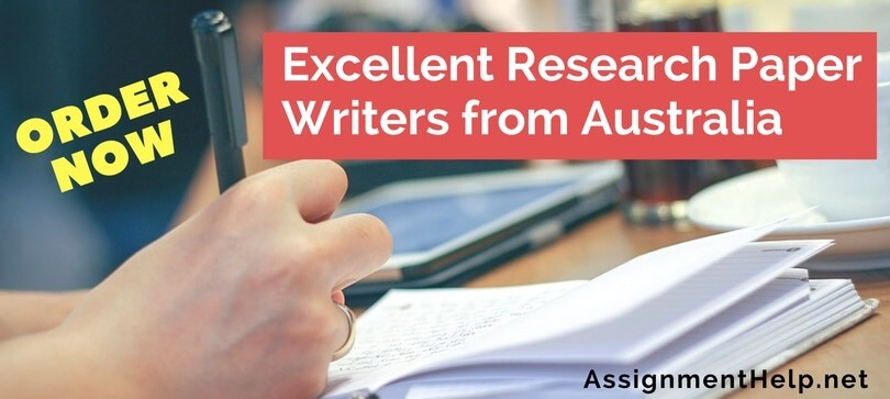 research paper writers from Australia