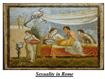 Sexuality in Rome