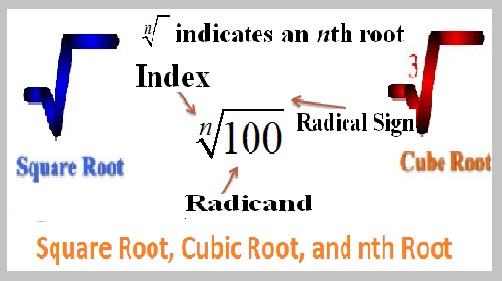 Square Root, Cubic Root, N-th Root Assignment Help
