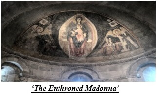 The Enthroned Madonna