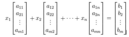 vector equation