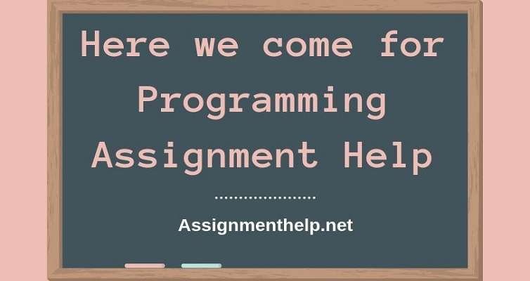 here we come for programming assignment help