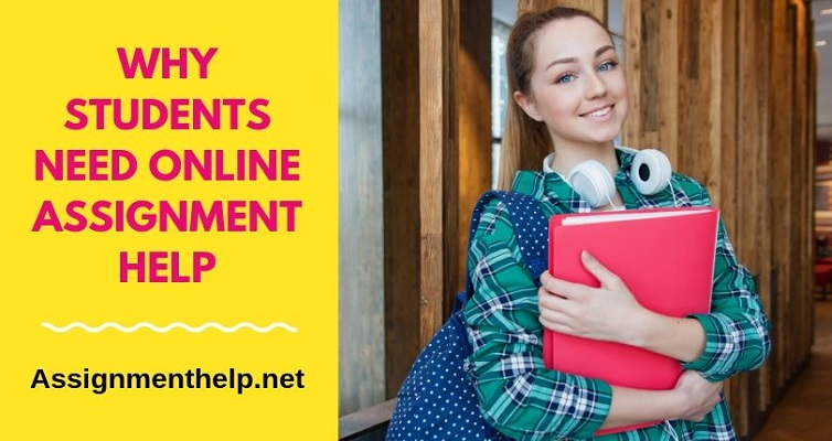 why students need online assignment help