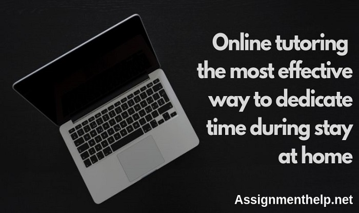 online tutoring the most effective way to dedicate time during stay at home