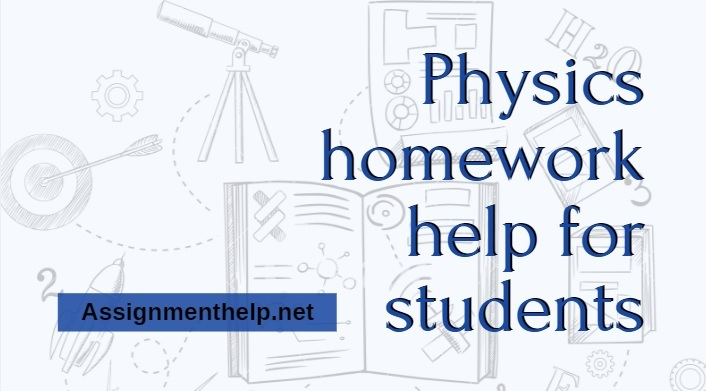physics homework help for students