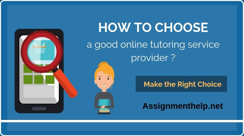 how to choose a good online tutoring service provider