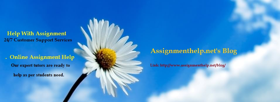 Online assignment help services