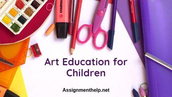 art education for children