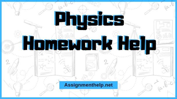 physics homework help