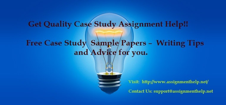 Case Study Assignment Help Services