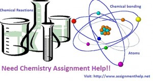 Chemistry Assignment Help Services