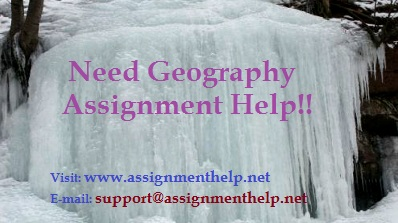 assignment help in geography
