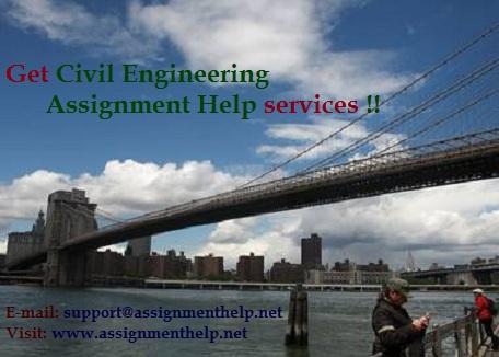 Civil Engineering Assignment Help
