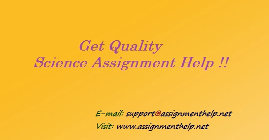 science assignment help services