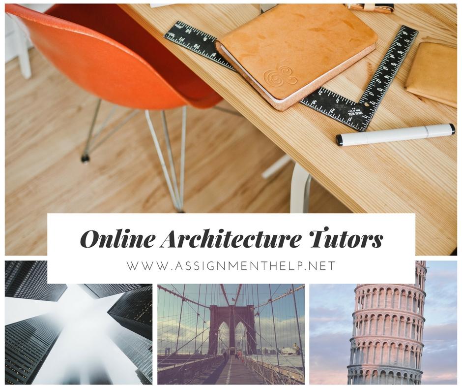 architecture assignment tutors