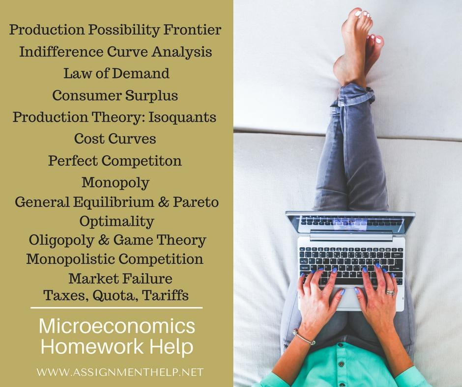 online microeconomics tutors