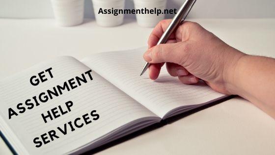Get Assignment Help Services