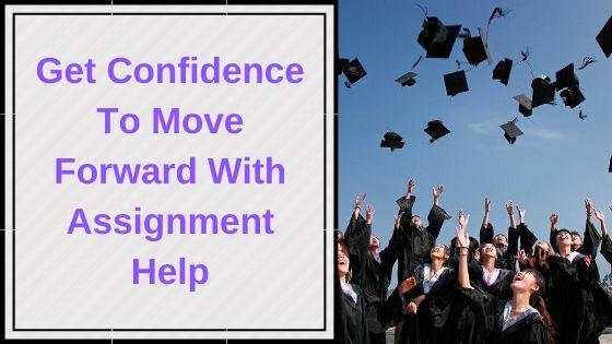 get confidence