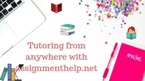 tutoring from anywhere