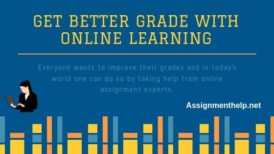 get better grade with online learning