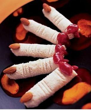 halloween inspired snacks
