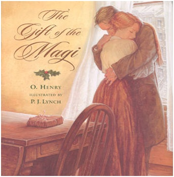O Henry Short story Romance Love Compassion Spirit of Christmas Gift giving