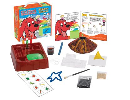 Clifford Kitchen Science Kit STEM
