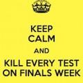 Final Exams study tips