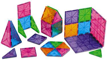 Magnatiles STEM building toys for girls