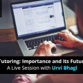 Free webinar on Online Tutoring