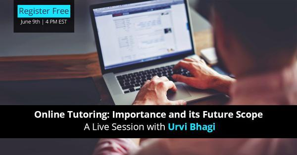 online tutoring free webinar
