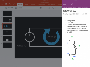 using office 365 in classroom