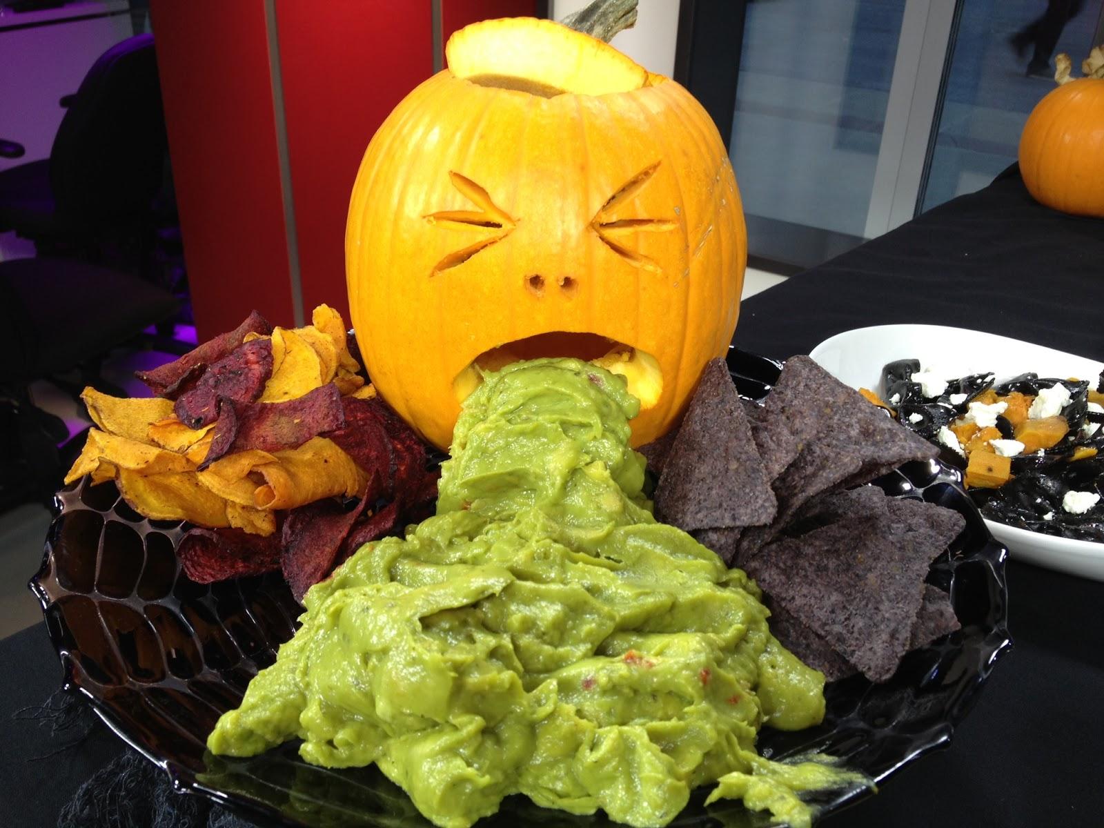 Фото блюд для хэллоуина